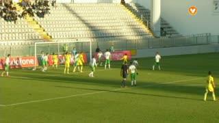 FC P.Ferreira, Jogada, Ricardo aos 9'