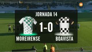 I Liga (14ªJ): Resumo Moreirense FC 1-0 Boavista FC