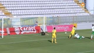 Moreirense FC, Jogada, Arsénio aos 2'