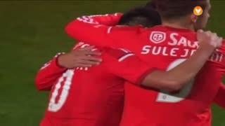 GOLO! SL Benfica, Gaitán aos 89', SL Benfica 3-0 Vitória SC