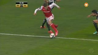 SC Braga, Jogada, Pedro Santos aos 51'