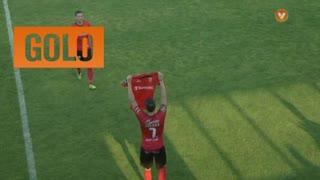 GOLO! FC Penafiel, Guedes aos 46', FC Penafiel 1-0 Gil Vicente FC
