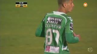 Vitória FC, Jogada, Zequinha aos 62'