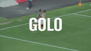 GOLO! Marítimo M., António Xavier aos 2', Marítimo M. 1-0 FC P.Ferreira