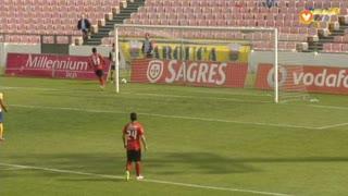 FC Penafiel, Jogada, Mbala aos 40'