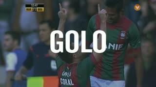 GOLO! Marítimo M., Bruno Gallo aos 54', Marítimo M. 2-1 SC Braga