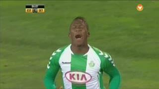 Vitória FC, Jogada, Advíncula aos 84'