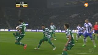 Sporting CP, Jogada, Montero aos 47'