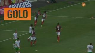 GOLO! Marítimo M., Raul aos 41', Marítimo M. 1-0 Rio Ave FC