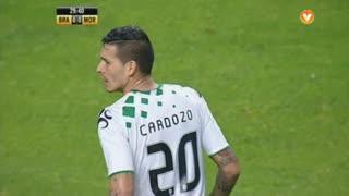 Moreirense FC, Jogada, Ramón Cardozo aos 29'