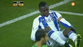 FC Porto, Jogada, Jackson Martínez aos 38'