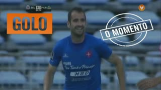 GOLO! Os Belenenses, Tiago Caeiro aos 85', Os Belenenses 1-1 FC Porto