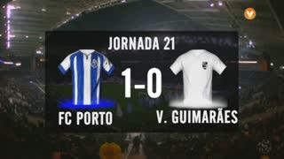 I Liga (21ªJ): Resumo FC Porto 1-0 Vitória SC