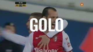 GOLO! SC Braga, Rúben Micael aos 56', Estoril Praia 0-1 SC Braga