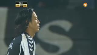 CD Nacional, Jogada, Hyun-Jun Suk aos 52'