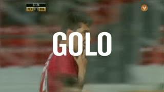 GOLO! FC Penafiel, Rabiola aos 28', FC Penafiel 1-1 SC Braga