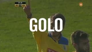 GOLO! FC Arouca, Iuri Medeiros aos 7', FC Arouca 1-0 SL Benfica