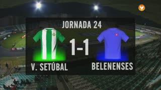 I Liga (24ªJ): Resumo Vitória FC 1-1 Belenenses