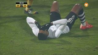 Vitória SC, Jogada, Ricardo Gomes aos 84'
