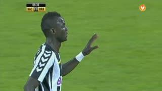 CD Nacional, Jogada, Boubacar Fofana aos 9'