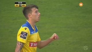 FC Arouca, Jogada, Iuri Medeiros aos 83'