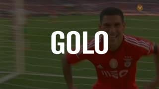GOLO! SL Benfica, Maxi Pereira aos 77', SL Benfica 2-1 Moreirense FC
