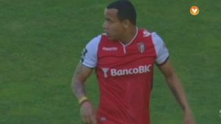 SC Braga, Jogada, Felipe Pardo aos 10'