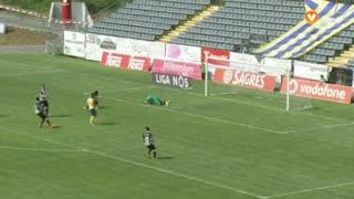 FC Arouca, Jogada, Rui Sampaio aos 5'