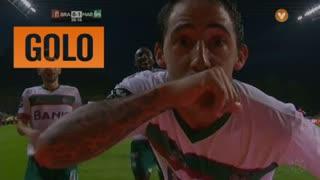 GOLO! Marítimo M., João Diogo aos 39', SC Braga 0-1 Marítimo M.