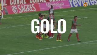 GOLO! Marítimo M., Maazou aos 72', Marítimo M. 3-0 Boavista FC