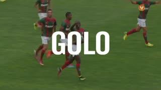 GOLO! Marítimo M., Danilo Pereira aos 51', Marítimo M. 1-1 Moreirense FC