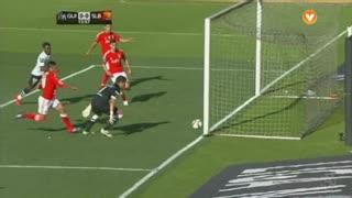 SL Benfica, Jogada, Maxi Pereira aos 13'