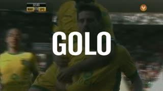GOLO! Sporting CP, Adrien Silva aos 32', Marítimo M. 0-1 Sporting CP