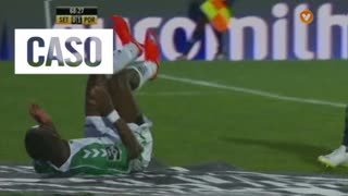 Vitória FC, Caso, Advíncula aos 69'