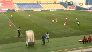 FC Arouca, Jogada, Pintassilgo aos 11'