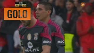 GOLO! SL Benfica, Maxi Pereira aos 69', Gil Vicente FC 0-5 SL Benfica