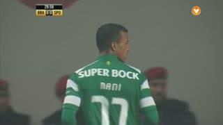 Sporting CP, Jogada, Nani aos 30'