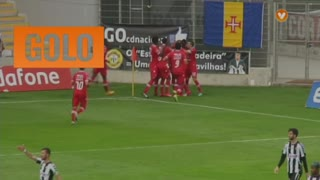 GOLO! Gil Vicente FC, Simy aos 49', CD Nacional 1-1 Gil Vicente FC