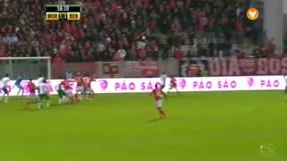 GOLO! SL Benfica, Luisão aos 58', Moreirense FC 1-1 SL Benfica