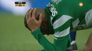 Sporting CP, Jogada, Slimani aos 64'