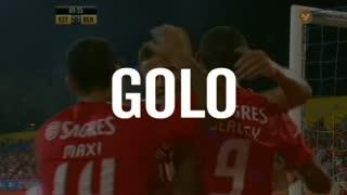 GOLO! SL Benfica, Lima aos 70', Estoril Praia 2-3 SL Benfica