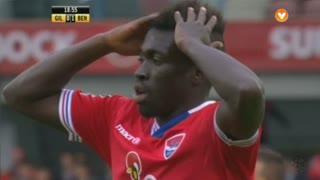 Gil Vicente FC, Jogada, Yazalde aos 18'