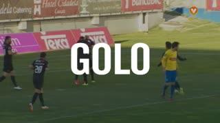 GOLO! A. Académica, Marinho aos 6', Estoril Praia 0-1 A. Académica