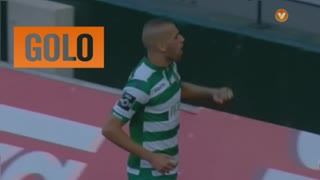 GOLO! Sporting CP, Slimani aos 94', Sporting CP 4-1 SC Braga