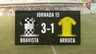 I Liga (15ªJ): Resumo Boavista FC 3-1 FC Arouca