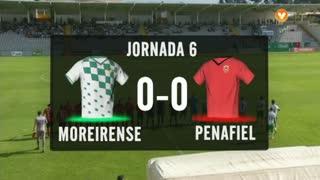 I Liga (6ªJ): Resumo Moreirense FC 0-0 FC Penafiel