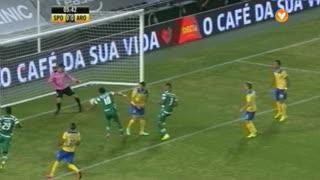 Sporting CP, Jogada, Montero aos 6'