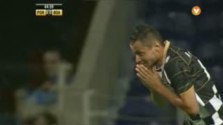 Boavista FC, Jogada, Correia aos 45'