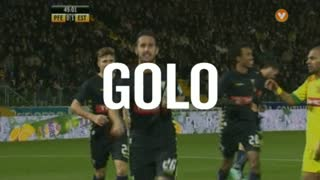GOLO! Estoril Praia, Rúben Fernandes aos 49', FC P.Ferreira 0-1 Estoril Praia