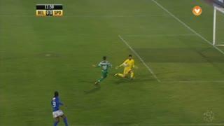 Sporting CP, Jogada, Montero aos 12'